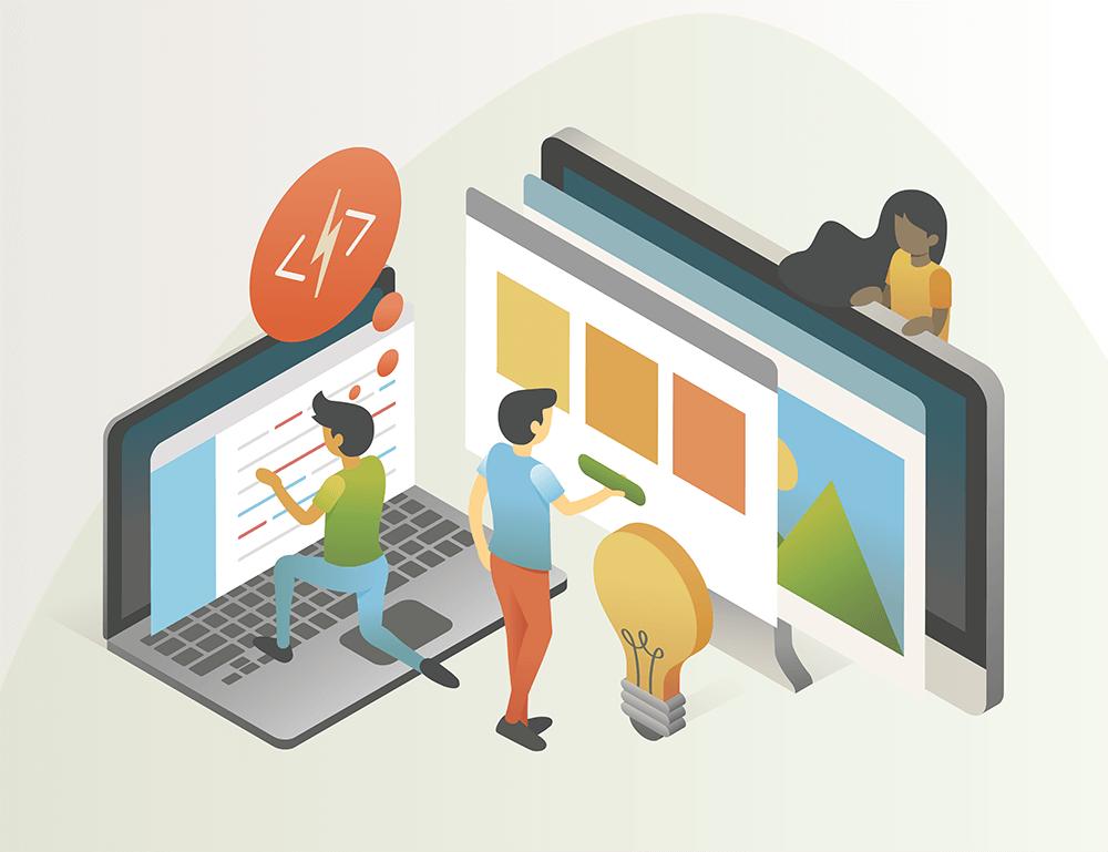 Coding & Web Design