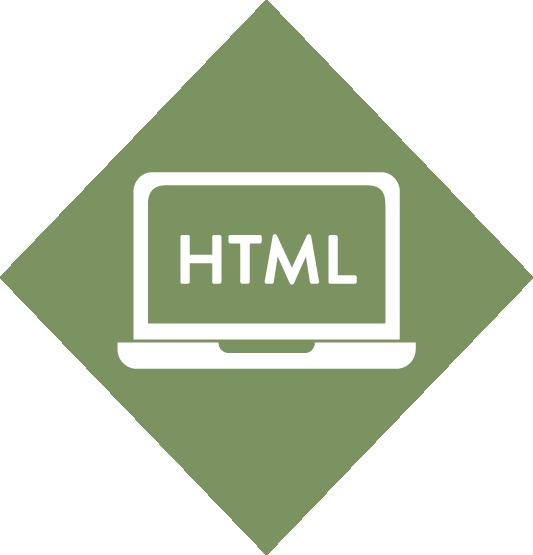 HTML icon beginner