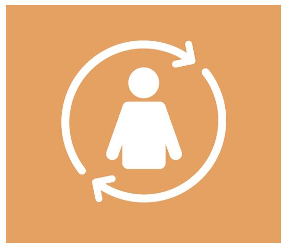 User flow icon