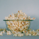 popcorn ready for watching movies